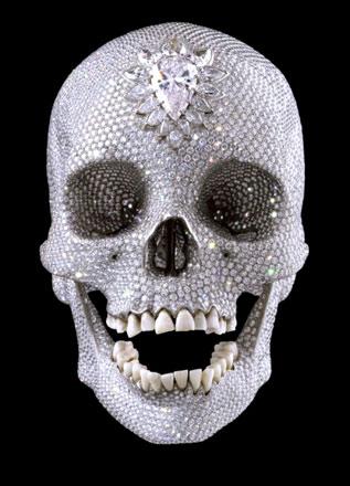 Skull DamienHirst